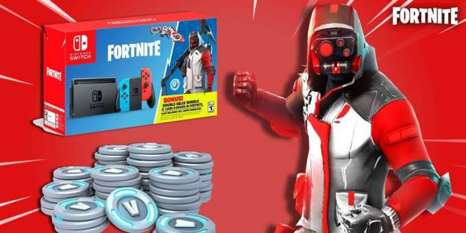 Nintendo Switch Fortnite Bundle Ab Oktober Erhaltlich